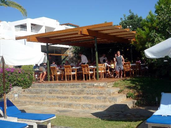 St. Nicolas Bay Resort Hotel & Villas: Breakfast