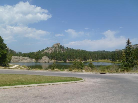 Sylvan Lake: lake