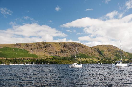 Another Place, The Lake: View across Ullswater