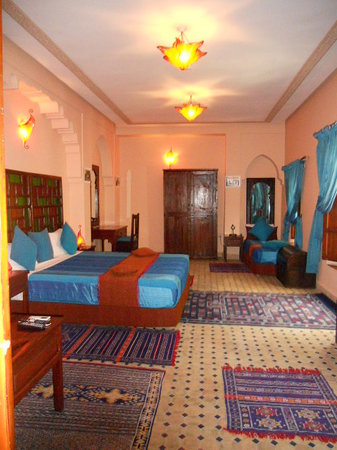 Riad Ahlam: Suite King Rayanna