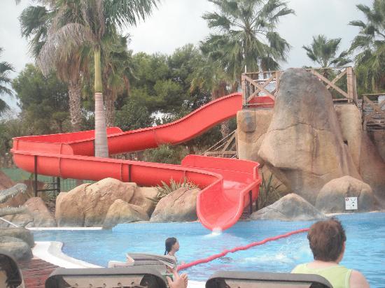 Cambrils Park Resort: Carribian Port