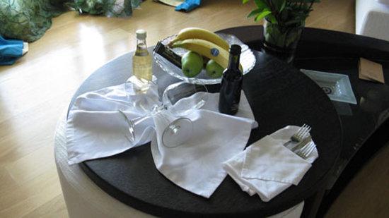 Iakovaki Suites & Spa: Nice treat