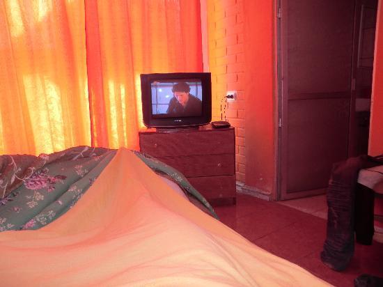 Hostal Mareyen: la habitacion
