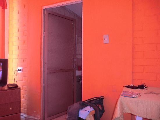 Hostal Mareyen: en la puerta de entrada