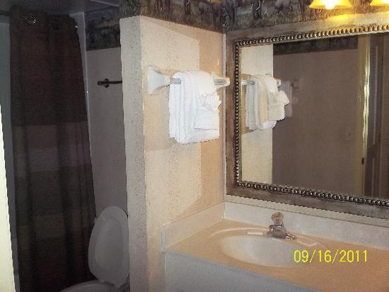 Parkway International Resort: Guest Bath