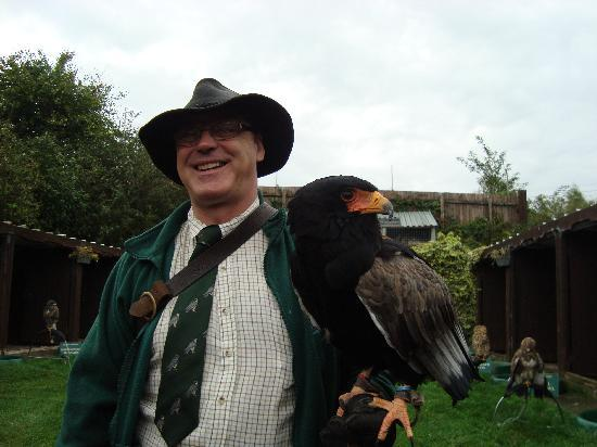 Cheshire Falconry: Our Falconer Guide