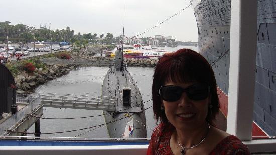 Scorpion Submarine: The Scorpion (the boat,not my wife...)