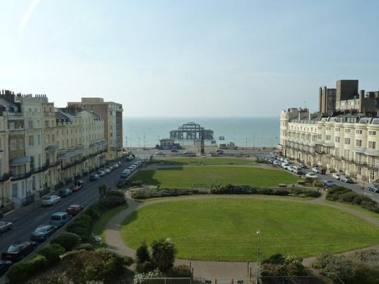 Artist Residence Brighton: A room with a view