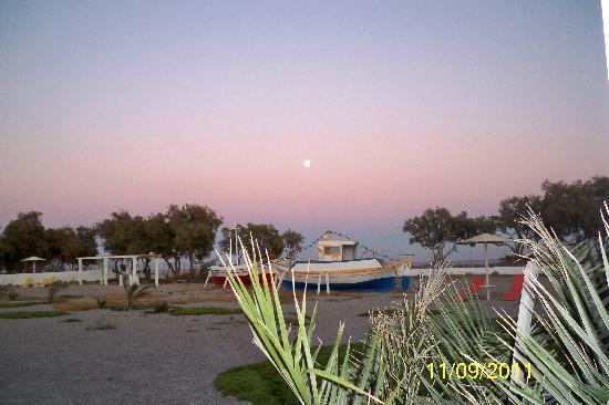 Sea Sound - White Katikies: luna a santorini