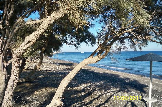 Sea Sound - White Katikies: la nostar spiaggia
