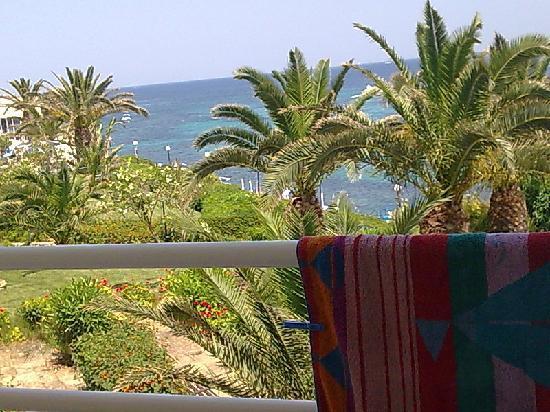 Mellieha Bay Hotel: our balcony