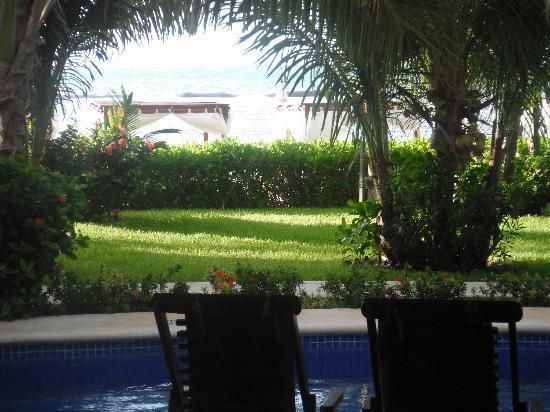 El Dorado Maroma, by Karisma: View from our room