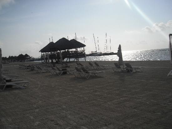 El Dorado Maroma, by Karisma: Lovely, deserted beach