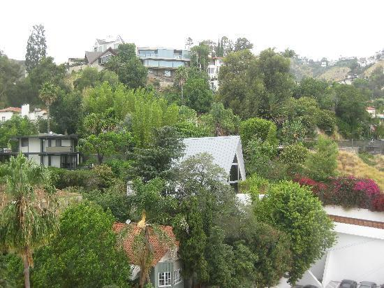 Andaz West Hollywood: view from our room