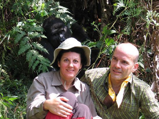 Bwindi Impenetrable National Park: incontro ravvicinato