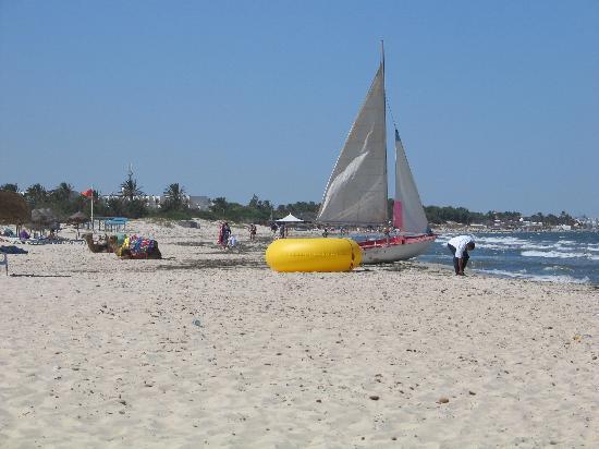 Sahara Beach Aquapark Resort: Plage Sahara Beach 3
