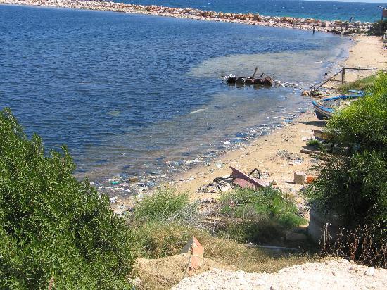 Sahara Beach Aquapark Resort: Plage Monastir