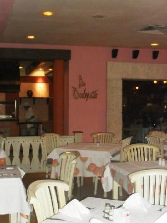 Sol Palmeras: Más del restaurant bufette...
