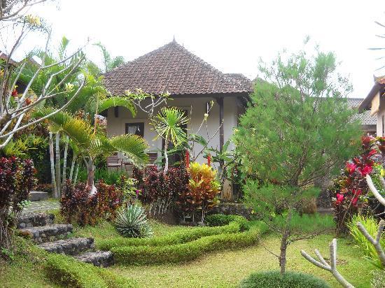 Uma Agung Villas: bungalow