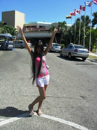 Sol Palmeras: Si!!! feliz x estos días perfectos en el hotel en Varadero!!!