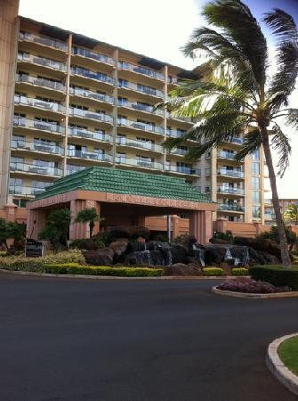 Honua Kai Resort & Spa: Hokulani Tower at the Honua Kai Resort