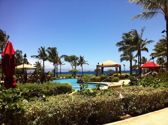 Honua Kai Resort & Spa: One of several pools