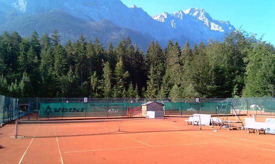 Tennissportparadies Grainau-Zugspitze: Tennissportparadies Grainau Zugspitze