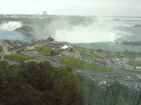 แมร์ริออทท์ ไนแองการ่าฟอลส์วิว โฮเต็ล & สปา: view from our window