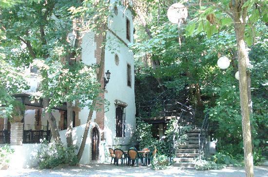 Hotel El Molino del Puente: Un lugar agradable