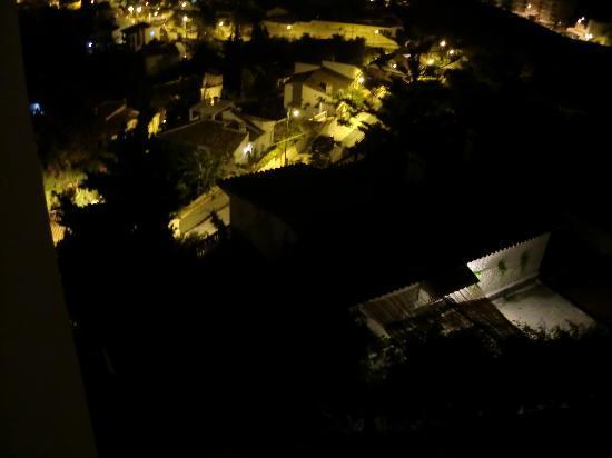Hotel Villa Guadalupe: Vista del barrio