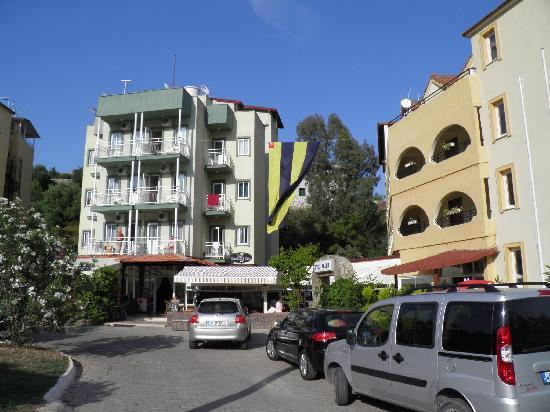 Seler Hotel May 2011