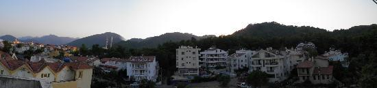 Seler Hotel: View from the Roof