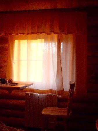 Alexeevskaya Usadba: Beautiful light at sunrise