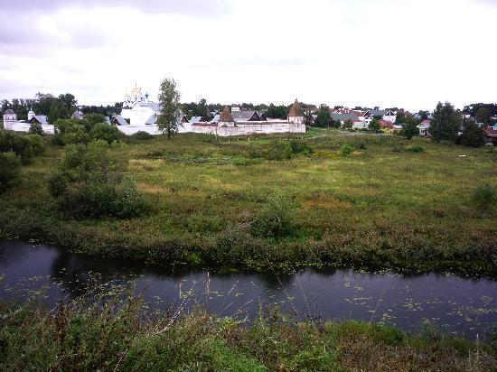 Alexeevskaya Usadba: gorgeous rural landscape