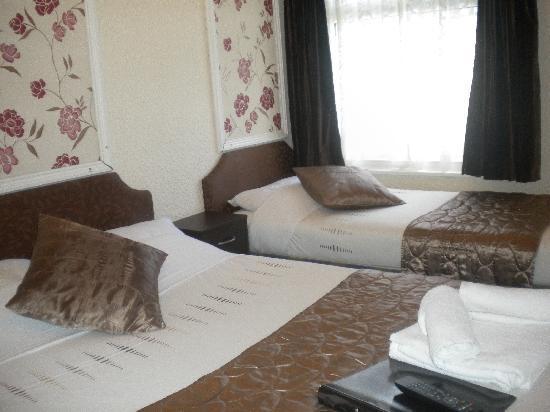 Grange House Hotel: room 10