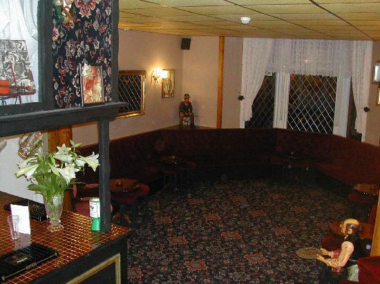 Grange House Hotel: bar