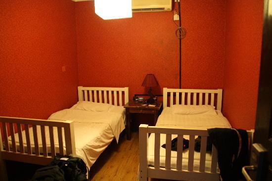 Mix Hostel: twin