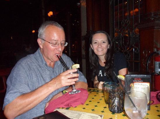 Ceviche Tapas Bar and Restaurant: Enjoying the Restaurant