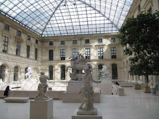 พิพิธภัณฑ์ลูฟวร์: Roman sculptures
