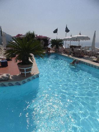 Hotel Villa Franca: Rooftop Pool