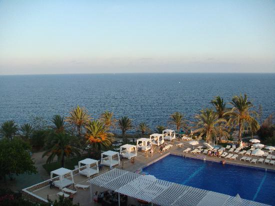 Palia Maria Eugenia Hotel: vu de la chambre