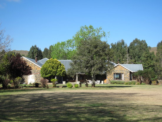Seaforth Country Lodge & Spa