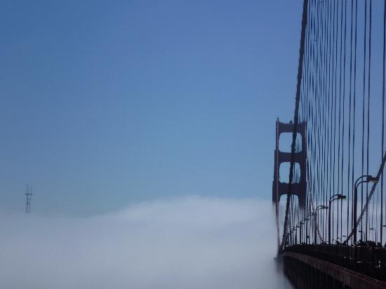 สะพานโกลเดนเกท: Excellent views