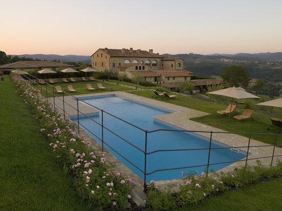 Hotel Le Fontanelle : Esterno