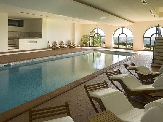 Tepidarium Pool @Hotel Le Fontanelle