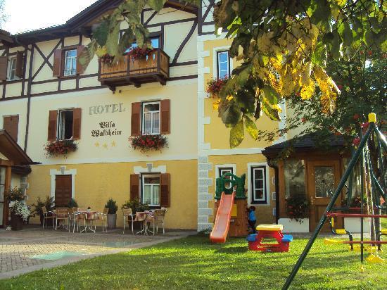 Hotel Villa Waldheim: --