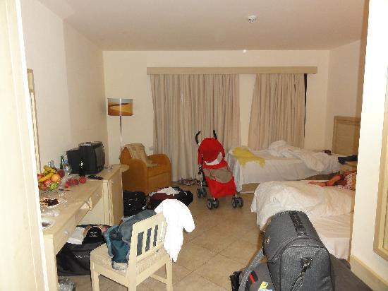 Paloma Grida Resort & Spa: chambre