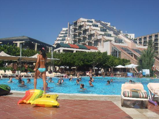 Limak Limra Hotel & Resort: main activity pool