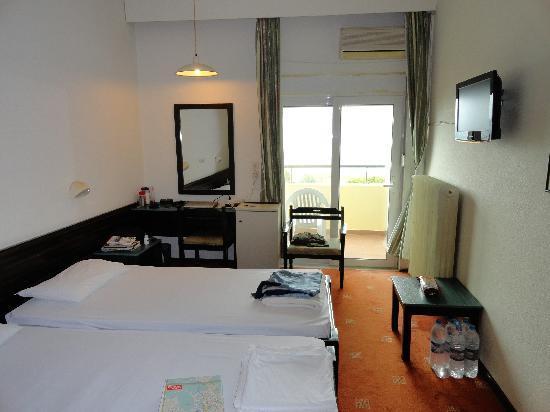 Δωμάτιο 201, PLAZA Hotel, Αλεξανδρούπολη