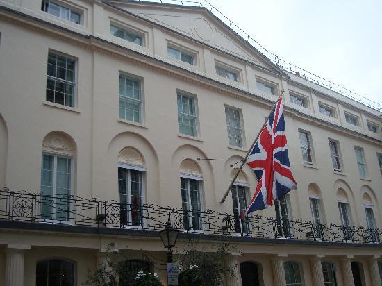 โรงแรมเฮย์มาร์เก็ต: Hotel exterior